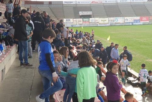 Las semillas del rugby andaluz germinan en Almería