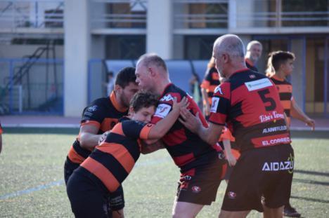 El rugby es ejemplo inclusivo desde Almería