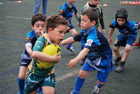 Primer uso múltiple de campos del rugby almeriense
