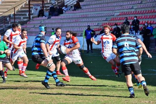 (15-6) La séptima maravilla de Unión Rugby Almería Playcar
