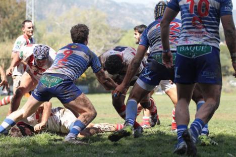 Unión Rugby Almería quiere cerrar del todo su cuarta temporada en la División de Honor B