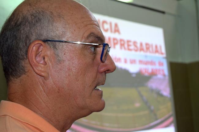 Palanca repite como presidente de URA