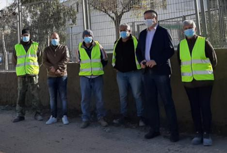 La Junta destina 43.800 euros a infraestructuras en Fondón