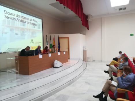 La Junta impulsará la formación profesional en el sector de la piedra natural