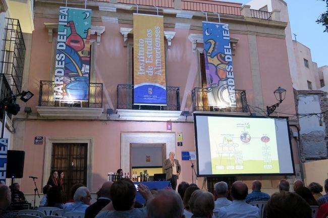 'Las tardes del IEA' regresan al Casco Histórico con 'El Jazz en Almería'