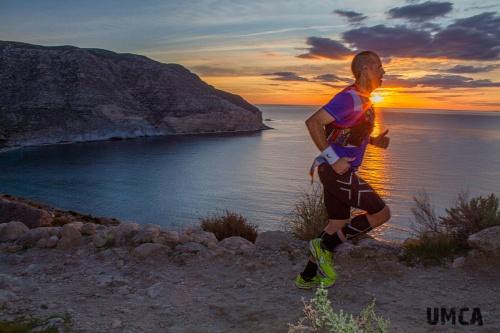 La Ultramaratón 'Costa de Almería' se celebra este domingo