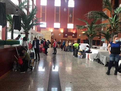 Senator Hotels cede a Cruz Roja su hotel en El Toyo para que familias refugiadas pasen el confinamiento