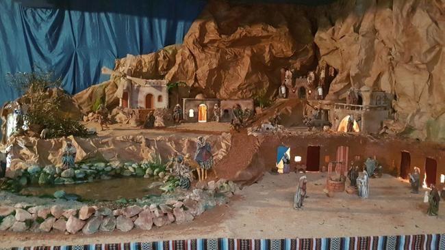 El Ayuntamiento de Roquetas convoca el tradicional concurso de belenes