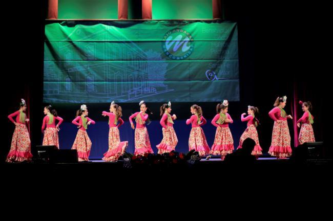 Huércal de Almería acoge el 16 de junio la muestra de baile del Bajo Andarax