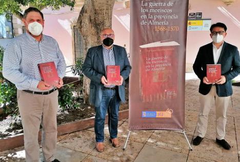 El IEA edita un libro de Valeriano Sánchez Ramos sobre la Guerra de los Moriscos