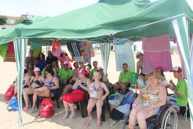 Diputación fomenta la integración con los Encuentros de Ocio Adaptado en Pulpí
