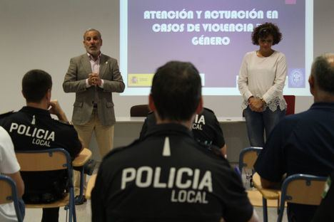 Jornadas de Viogen para la Policía Local de Vera
