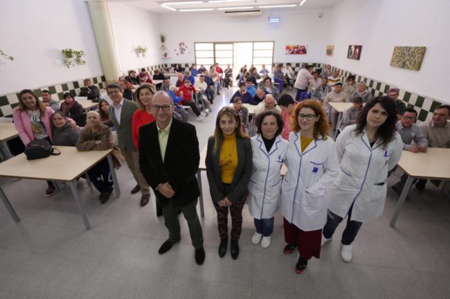 """Rafaela Abad afirma que """"el PP es el partido que más trabaja por la inclusión"""""""