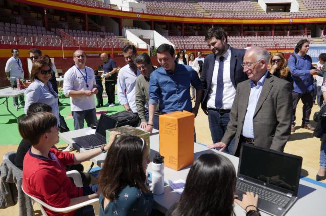 Javier A. García: 'El PP invertirá el 2% del PIB en investigación e innovación'
