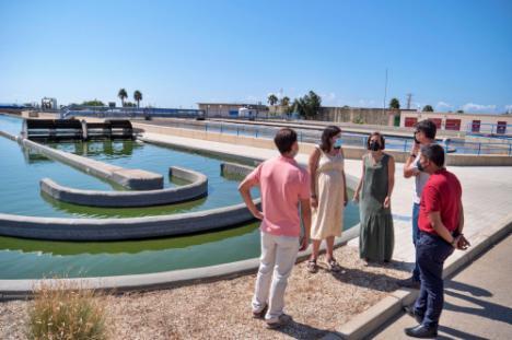 El PP defiende la reutilización de aguas residuales para frenar la presión hídrica