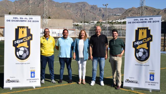 La I Níjar Cup dará proyección a los alumnos de las escuelas deportivasde fútbol