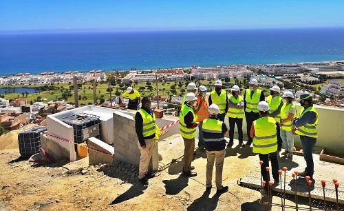 El faro de Mojácar estará operativo el próximo verano