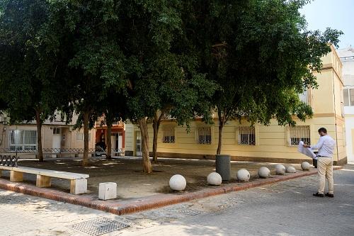 Las plazas Orbaneja y Esparteros ganarán espacio para peatones