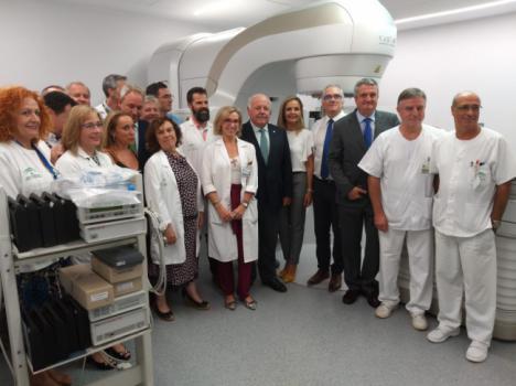Torrecárdenas contará con un PET TAC en la Unidad de Medicina Nuclear