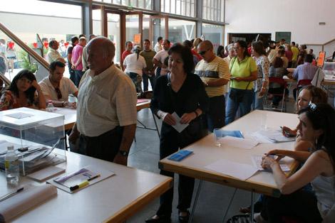 14.110 Ciudadanos De Vícar Convocados A Las Urnas