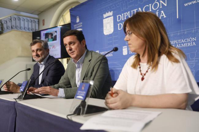 Diputación afianza el apoyo al programa 'Vacaciones en Paz'