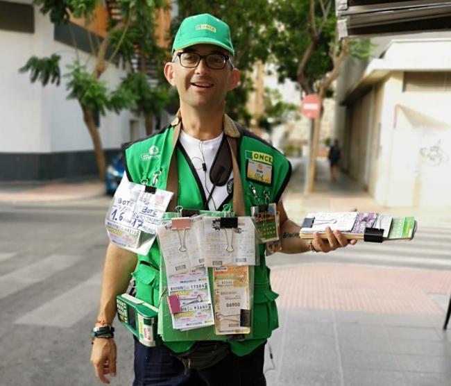 La ONCE reparte 350.000 euros entre diez vecinos de Hermanos Pinzón