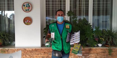 Un vecino de Antas gana un Sueldazo de la ONCE de 2.000 euros al mes durante 10 años