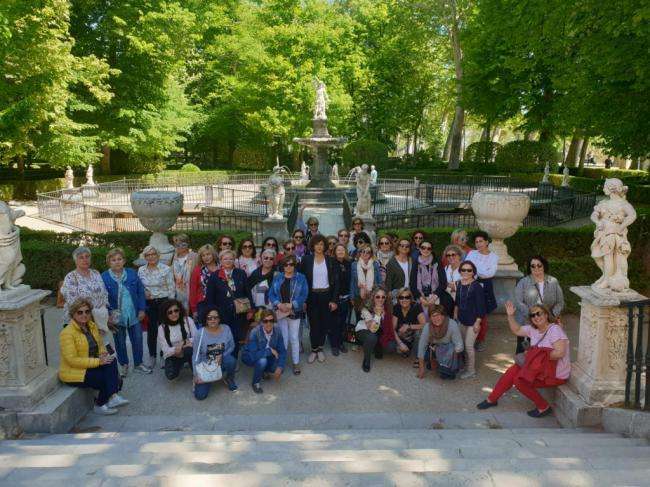 Vera celebra el Día de la Mujer con un viaje a Madrid