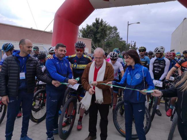Ismael Hernández, Del Faster Wear Team, Ganador De La VI Vícar Bárbara