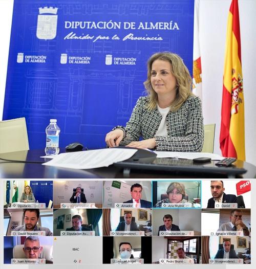 'Sabores Almería' se alía con 19 diputaciones para promocionar el sector agroalimentario