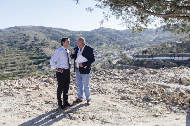 Diputación pone fin a los problemas hídricos de Benizalón