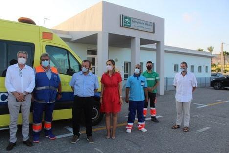 El Centro Médico de San Juan de los Terreros abre 24H de lunes a domingos
