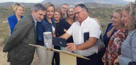 Diputación agradece el interés de la Junta por Los Millares