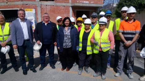 La Junta financia con más de 52.000 euros el PFEA en Olula del Río
