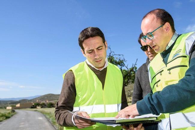 Diputación invierte 240.000 euros en la mejora del Polígono Industrial de Arboleas