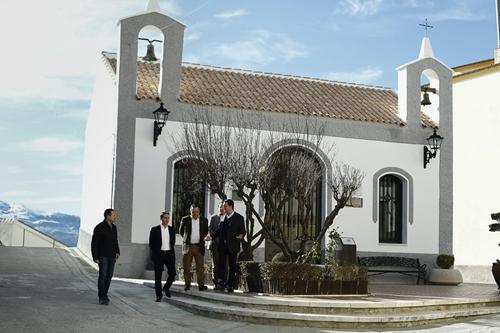 Diputación moderniza Lúcar con más infraestructuras