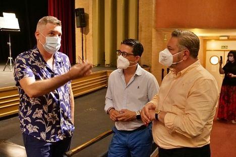 Almería es referente del canto lírico con el curso de técnica vocal 'Costa de Almería'