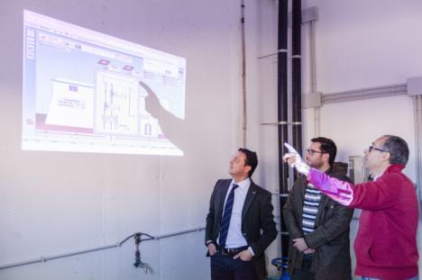 Diputación dotará de un sistema pionero de telemetría a la red de agua de Alboloduy