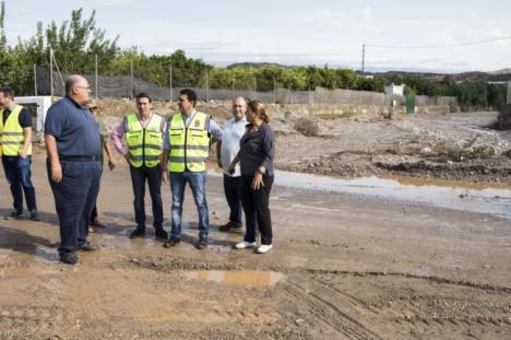 Diputación adjudica la ampliación del Cementerio de Gádor