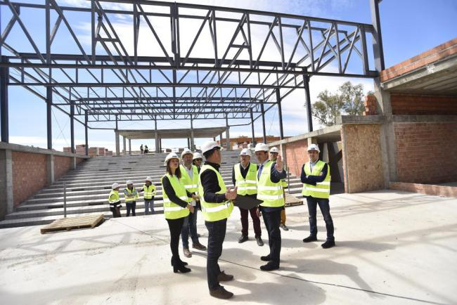Diputación aprueba 12,4 millones de euros en obras de eficiencia, caminos e infraestructuras