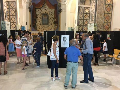 Vera acoge una exposición colectiva del centro de arte Marea