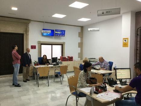 Nuevas oficinas municipales del Ayuntamiento de Vera