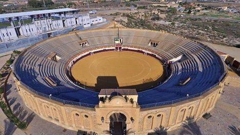 El Ayuntamiento de Vera invierte 62.000 euros en su Plaza de Toros
