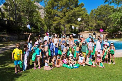2.600 niños de 64 municipios disfrutan de las Escuelas de Verano gracias a Diputación