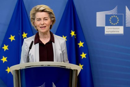 """Von der Leyen: """"España es un buen ejemplo de lo que es el alma de Europa'"""