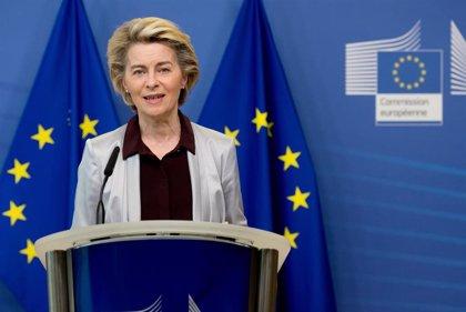 """Von der Leyen: """"España es un buen ejemplo de lo que es el alma de Europa"""