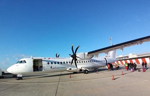 La Junta pide al Gobierno que la reducción vuelos Almería-Sevilla sea revisable