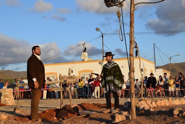 Los Albaricoques revive este sábado su pasado cinematográfico