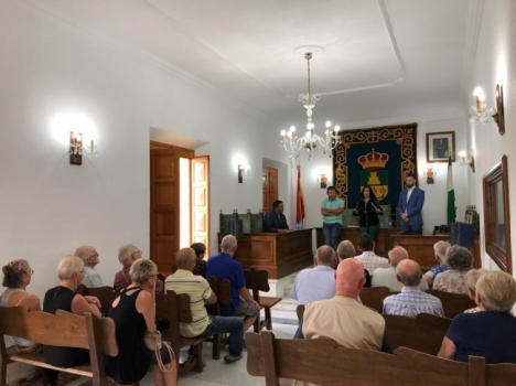 El gobierno municipal de Cantoria logra la suspensión del derribo de 14 viviendas ilegales