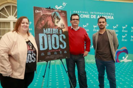 Itziar Castro relata su experiencia en el rodaje de la ópera prima 'Matar a Dios'